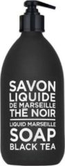 Compagnie de Provence Savon de Marseille vloeibare handzeep Thé Noir 500 ml