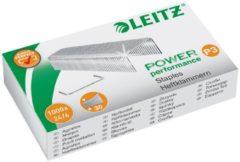 Leitz Nietjes 24/6 Power Performance P3 1 pack 1.000 stuks/pak Heftcapaciteit: 30 vel 5570-00-00