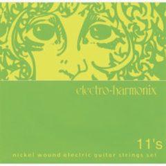 Electro Harmonix Nickel 11 snarenset voor elektrische gitaar