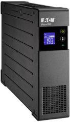 Zwarte Eaton Ellipse PRO 1200 DIN UPS Line-Interactive 1200 VA 750 W 8 AC-uitgang(en)
