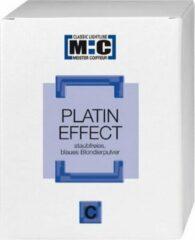 Blauwe Kaviaarvoorjehaar Blondeerpoeder Platin Effect 400g