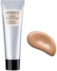 Zandkleurige Artdeco Liquid Camouflage Full Cover Foundation - 16 Rosy Sand