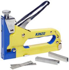 Kinzo Nietmachine Handtacker Incl. 1000 nietjes - Incl. 500 spijkers