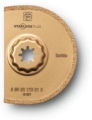 Hardmetaal Segmentzaagblad 1.2 mm 90 mm Fein 63502170210 Geschikt voor merk Fein 1 stuks