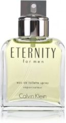 Carolina Herrara Calvin Klein Eternity 100 ml - Eau de Toilette - Herenparfum