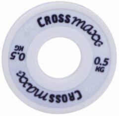 Witte Lifemaxx Crossmaxx Elite Fractional Plate - 50 Mm - 0,5 Kg