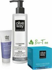 Verzorgingspakket Oliveway voor de normale huid