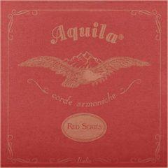 Aquila 83U Red Series snarenset voor sopraan ukelele met hoge G