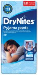 Blauwe DryNites Boy Luierbroekjes- Absorberende Broekjes 8-15 jaar