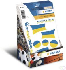 Tattoos Herma De Oekraine Flaggs