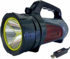 Rode King Mungo KMSL001 LED Grote Schijnwerper Oplaadbaar Zaklamp - Camping Zoeklicht Groot - 200 Lumen