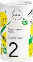 Kofer Verse losse thee Ginger Lemon Fresh