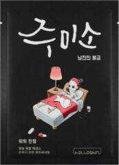 Zwarte Hellöskin /Jumiso Whoa, whoa-Soothing sheet mask - Korean Skincare