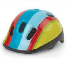Polisport Helm Rainbow Multicolour XXS 44-48 Assortiment Regenboog