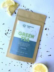 Trending Tea Voordeelbox| Groene Losse Thee | 3x groen Lemon Tea | TrendingTea
