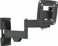 Barkan - Muurbeugel 13' - 29' / 33cm - 74cm Vlak / Gebogen TV + Monitor - Kijkhoek, Uittrekbaar, Dr