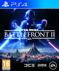 Electronic Arts Star Wars Battlefront II: The Last Jedi - PS4