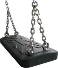 Groene Intergard Schommel professioneel voor speeltoestellen zwart
