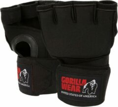 Zwarte Gorilla Wear Gel Handschoen Boksen - Bandage - Binnenhandschoen - L/XL