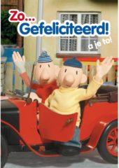 Buurman en Buurman Buurman en Wenskaart: Zo...gefeliciteerd!