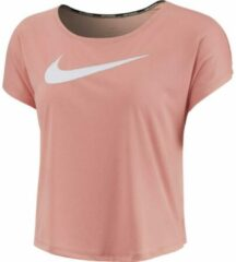 Nike Swoosh run top dames hardloopshirt