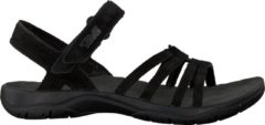 Teva Elzada leather zwart sandalen dames (1099273-BLK)