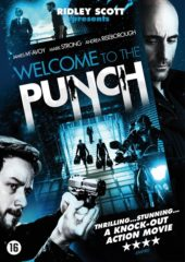 Kolmio Media Welcome To The Punch | DVD