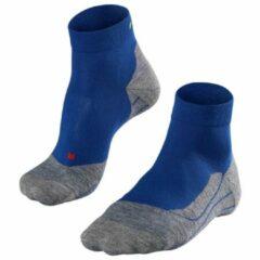 Falke - Falke RU4 Short - Loopsokken maat 44-45 blauw/grijs