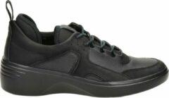 Ecco Soft 7 Wedge sneakers zwart - Maat 40