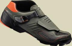 Shimano SH-M200G MTB Schuhe Größe 45 matt grün