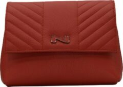 Rode Nathan-Baume Nathan Baume - Crossbody Bach Red