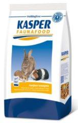 Kasper Faunafood Hobbyline Konijnen Knaagmix - Konijnenvoer - 3.5 kg