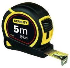 Stanley meetlint Tylon, staal, (lxb) 5mx19mm, behuizing kunststof