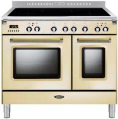 Boretti CFBI902OW inductiefornuis met 4 inductiezones en 2 ovens
