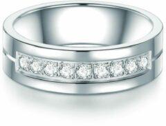 Zilveren Tresor 1934 Tresor 1934 Trouwring Verlovingsringen Solitaire Ring