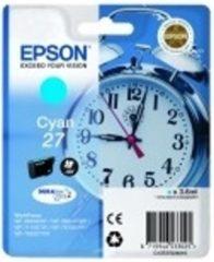Cyane Epson T2702 - Inktcartridge / Cyaan