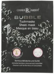 CHIARA AMBRA Bubble Sheet Mask