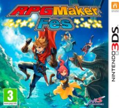 NIS America RPG Maker Fes 3DS