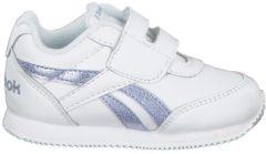 Sneaker Royal Classic Jogger 2 KC CN1345 mit Klettverschluss Reebok White/Frozen Lilac