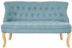 MiaVILLA Sofa Eduard, 2-Sitzer, Chesterfield-Stil