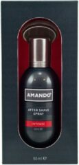 Amando Intense for Men - 50 ml - Aftershave spray