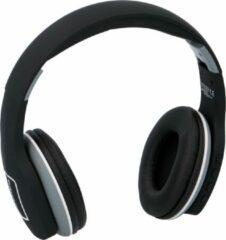 Grijze Grundig hoofdtelefoon - ingebouwde microfoon - vouwbaar - stereo - draadloos