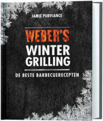 Weber's wintergrilling - Jamie Purviance