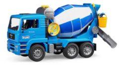 Bruder MAN Betonmisch-LKW 2744 MAN betonmixer vrachtwagen