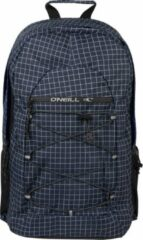 Blauwe O'Neill O'Neill Boarder Plus Backpack blue aop/white backpack