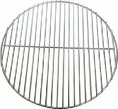 Roestvrijstalen Jx BBQ Rooster van roestvrij staal (201 Grade) met doorsnede van 46,5 CM voor Kamado en Kogel BBQ's