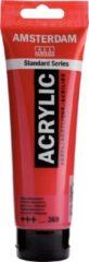 Royal Talens Amsterdam Standard acrylverf tube 120ml - 369 - Primair magenta - transparant