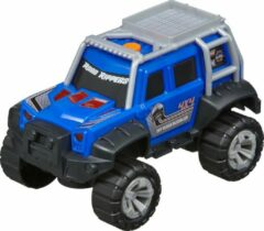 Blauwe Nikko Toys Nikko - Road Rippers Auto Off Road Rumbler: Deep Blue