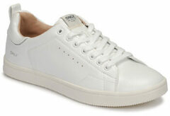 Witte Sneakers ONLSHILO PU SNEAKER NOOS by ONLY