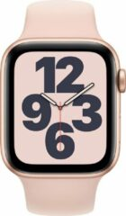Gouden Apple Watch SE 44mm smartwatch Gold